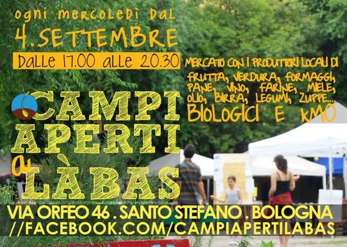 Campi Aperti @ Làbas