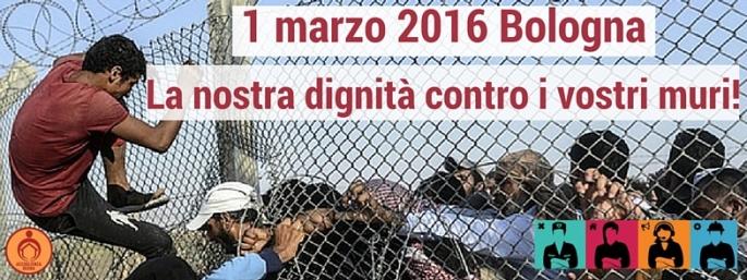 Bologna 1 marzo 016